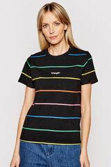 T-krekls Wrangler cena un informācija | T-krekli sievietēm | 220.lv