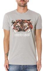 Vīriešu T krekls Roberto Cavalli cena un informācija | Vīriešu T krekls Roberto Cavalli | 220.lv