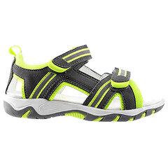 Bērnu sandales Sprandi, pelēkas / zaļas 5903698678689 cena un informācija   Bērnu sandales Sprandi, pelēkas / zaļas 5903698678689   220.lv