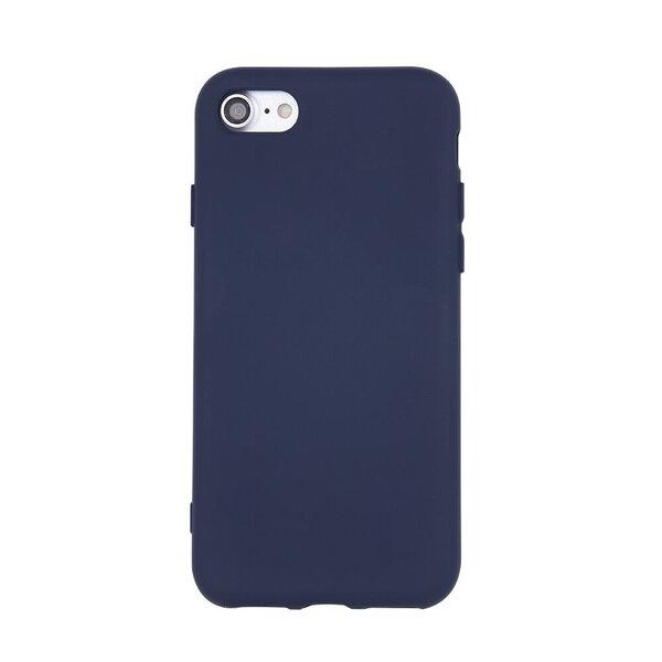 Maciņš Rubber TPU Samsung A226 A22 5G tumši zils