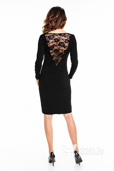 Kleita sievietēm Awama 49007, melna cena
