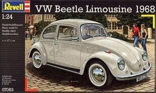 Revell - VW Beetle Limousine 1968, 1/24, 07083 cena un informācija | Revell - VW Beetle Limousine 1968, 1/24, 07083 | 220.lv