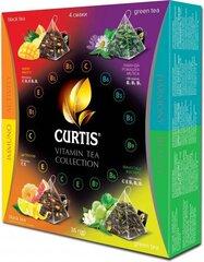 Чайное ассорти CURTIS Vitamin Tea Collection, 36 г цена и информация | Чайное ассорти CURTIS Vitamin Tea Collection, 36 г | 220.lv