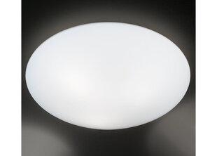 Plafonlampa Valor, matēta opāla toņa, 3x 40 W cena un informācija | Griestu lampas | 220.lv