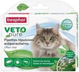 Beaphar Pilieni pret blusām, kaķiem cena un informācija | Vitamīni, uztura bagātinātāji, pretparazītu līdzekļi kaķiem | 220.lv