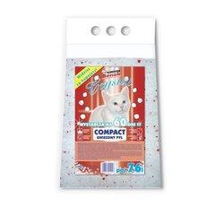 Kaķu pakaiši Super Benek Crystal Compact 7,6 L