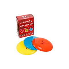 Disku golfa diski, 3gab. cena un informācija | Spēles brīvā dabā | 220.lv