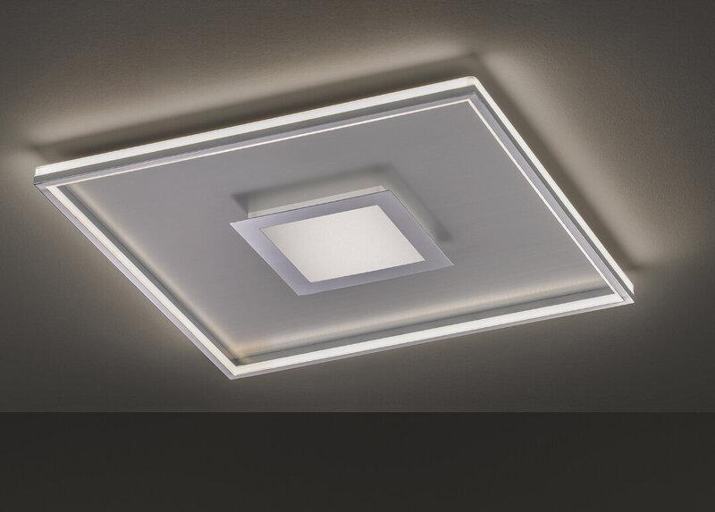 Griestu lampa Bug LED, alumīnija un hroma toņa internetā