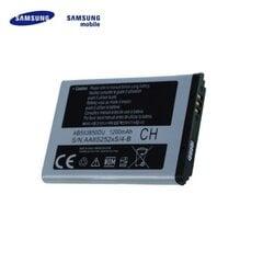 Samsung AB553850DE Оригинальный аккумулятор D880 D980 W599 Duos Li-Ion 1200mAh (M-S Blister)