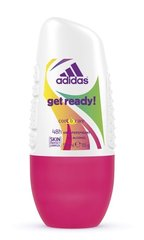 Dezodorants Adidas Get Ready 50 ml