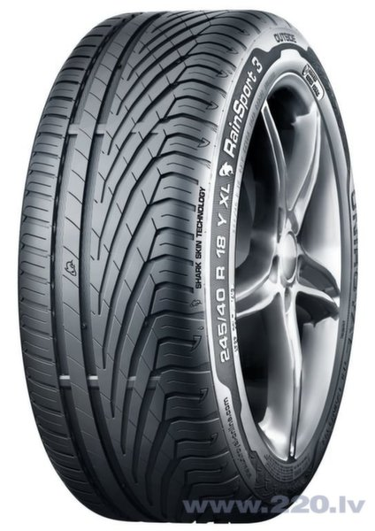Uniroyal RAINSPORT 3 215/40R17 87 Y XL FR