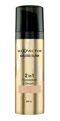 Tonālais krēms Max Factor Ageless Elixir 2in1, 30 ml