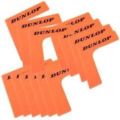 Tenisa kortu stūru līniju komplekts Dunlop cena un informācija | Teniss | 220.lv