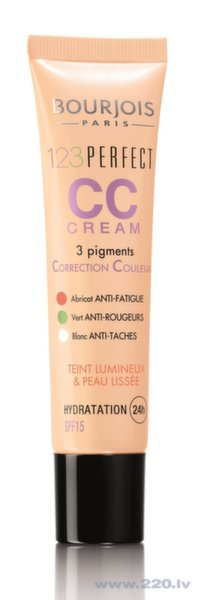 CC krēms Bourjois 123 Perfect, 30 ml