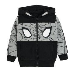 Cool Club jaka zēniem Zirnekļcilvēks (Spider-man), LCB2311331 cena un informācija | Zēnu jakas, džemperi, žaketes, vestes | 220.lv