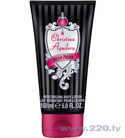 Ķermeņa losjons Christina Aguilera Secret Potion 150 ml