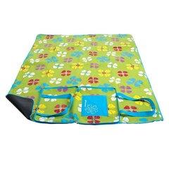 Одеяло для пикника Spokey Picnic Flowers цена и информация | Принадлежности для туризма | 220.lv