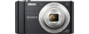Sony Cyber-shot W810 (DSC-W810) Black