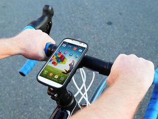 Quad Lock Bike Kit велосипедный дежатель для телефона Samsung i9500/i9505 Galaxy S4