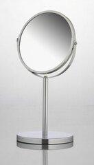 Hromēts spogulis ar statīvu Ø - 17 cm , H - 34,5 cm Linkas