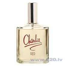 Tualetes ūdens Revlon Charlie Red edt 100 ml