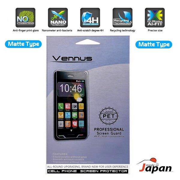Vennus Matt Pro HD Quality matēta ekrāna aizsargpēve telefonam LG E460 Optimus L5 II