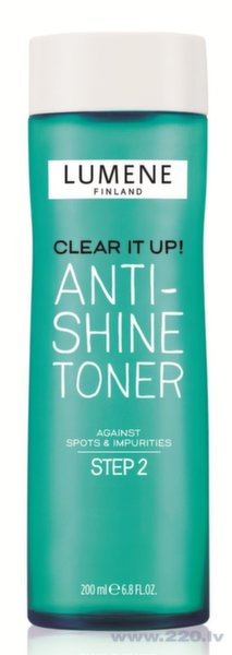 Toniks Lumene Clear It Up!, 200 ml