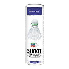 Бадминтон воланы Spokey SHOOT, 6 шт