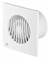 Izplūdes ventilators Awenta WA100W cena un informācija | Ventilatori vannas istabai | 220.lv