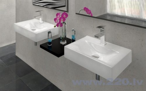 Раковина REA Xara цена и информация | Keramiskās un stikla izlietnes | 220.lv