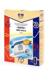 Putekļu maiss K&M Bosch B02 Typ G Microbag