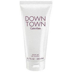 Гель для душа  Calvin Klein Downtown 200 ml