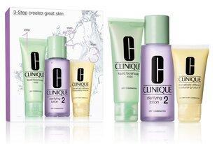 Комплект Clinique 3 Step Skin Care System 2
