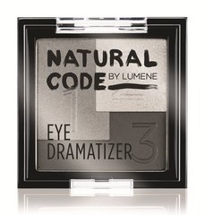 Тени для век Lumene Natural Code Eye Dramatizer 3.5 г