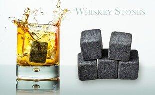 Viskija akmeņi (dzēriena atdzesēšanai)