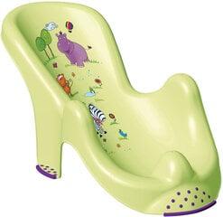 Bērnu vanna Prima Baby Anatomic Hippo lime 8619