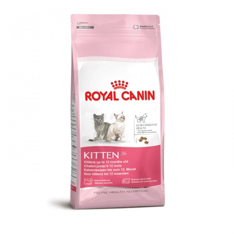 Корм royal canin sensible 4кг