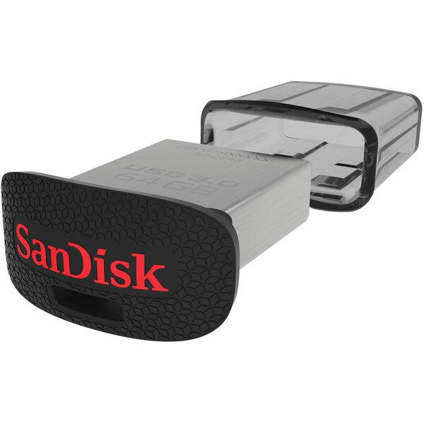 Sandisk 64GB Cruzer Ultra Fit USB3.0