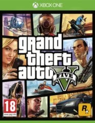 Spēle GRAND THEFT AUTO V (GTA 5) Xbox One
