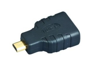 Gembird HDMI female to micro-D male adapter   cena un informācija | Gembird HDMI female to micro-D male adapter   | 220.lv