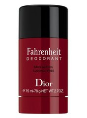 Дезодорант Christian Dior Fahrenheit 75 мл
