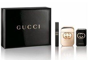 Komplekts Gucci Guilty: edt 75 ml + ķermeņa losjons 100 ml + mini