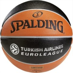 Basketbola bumba Spalding Euroleague in/out
