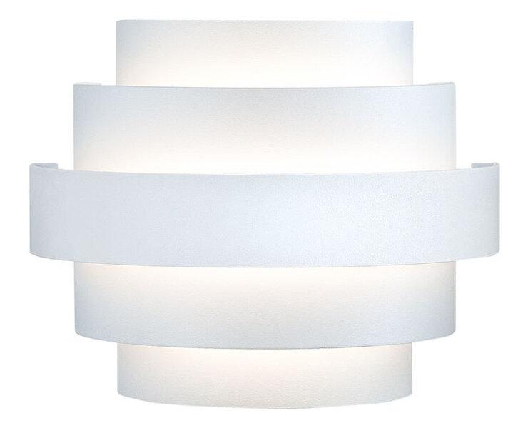 Āra apgaismojuma lampa Airam NORA, balta