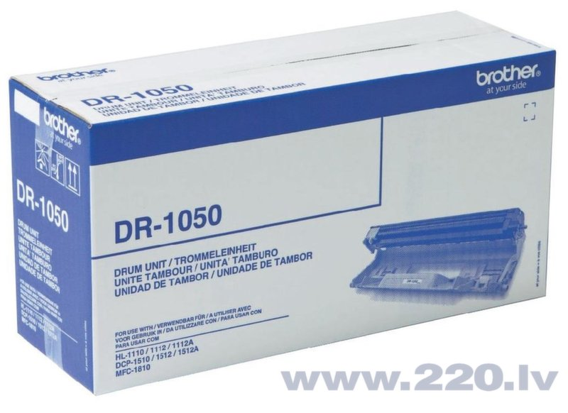 BROTHER DR-1050 Fotocilindrs Black