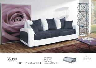 Dīvāns Zuza cena un informācija | Dīvāni un krēsli | 220.lv