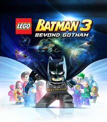 Lego Batman 3: Beyond Gotham, PS4