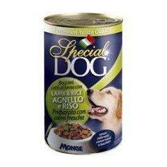 Konservi suņiem Special Dog Agnello/riso