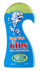 Bērnu dušas želeja Natur Vital Body Wash For Kids 300 ml