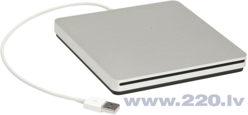 Apple USB SuperDrive MD564ZM/A cena